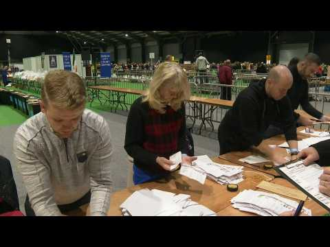 Vote counting begins in Ireland general election