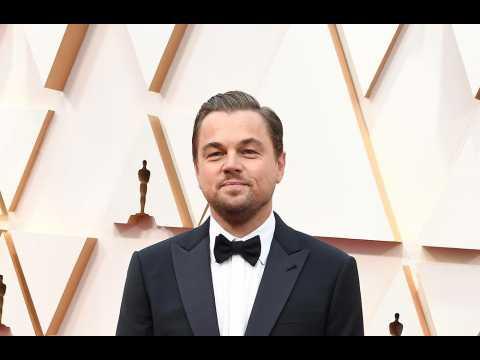 Leonardo DiCaprio and Camila Morrone make rare joint appearance at Oscars