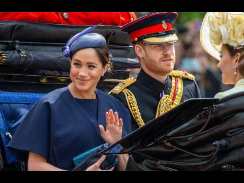 Duke and Duchess of Sussex 'remain in talks over royal brand'