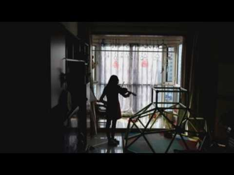 Mandatory quarantine affects children in China