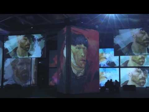 """""""Van Gogh Alive - The Experience"""", arrives in Mexico City"""