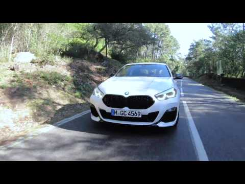 The first-ever BMW M235i xDrive Gran Coupe Driving Video