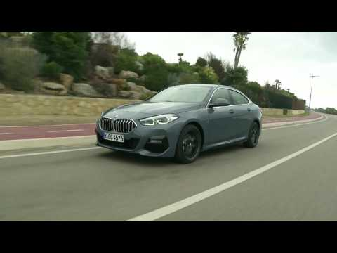 The first-ever BMW 220d Gran Coupe Driving Video