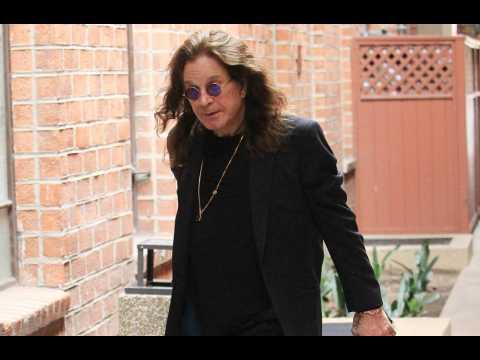 Ozzy Osbourne says his new album is a lifesaver