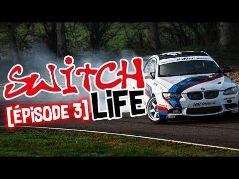 BMW M3 e92 V8 Banet Sport : saison, team, Supra, Skyline, réponse à vos questions ! SWITCH LIFE #3