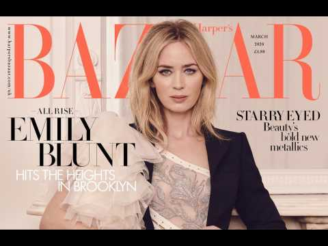 Emily Blunt's daughter prefers Julie Andrews as Mary Poppins