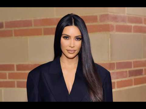 Kim Kardashian West is eating a plant-based diet
