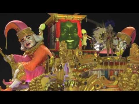 Sao Paulo's Carnival kicks off with samba extravaganza