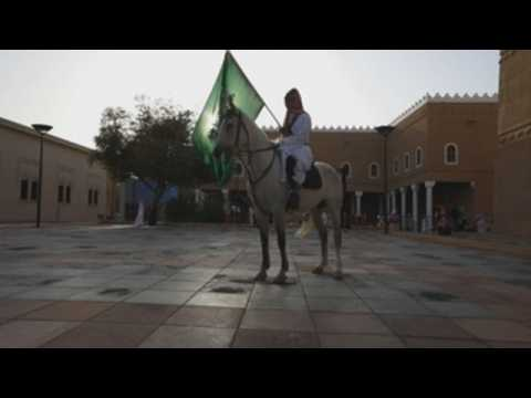 Historical costumes and craftsmanship in Riyadh's Murabba Palace Museum