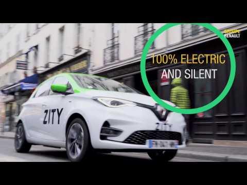 2020 Renault ZITY in Paris