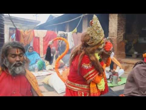 Hindu devotees celebrate Mahashivratri in South Asia