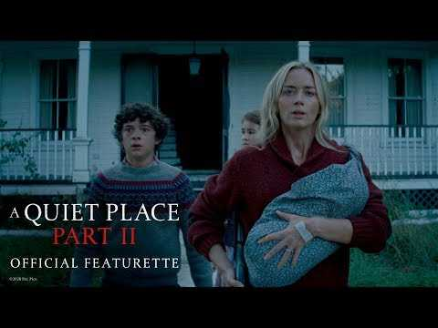 A Quiet Place Part II | What You Need to Know | Paramount Pictures UK