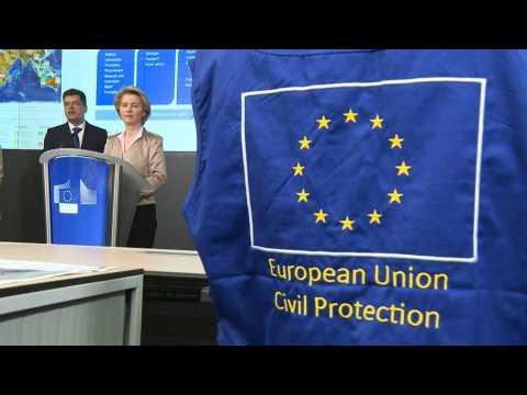 EU raises coronavirus risk level to 'medium to high'