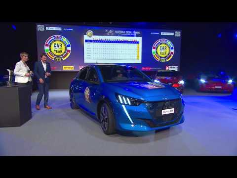 Highlights from the 2020 Car of the Year Ceremony in Geneva