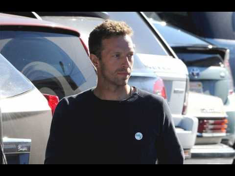Chris Martin opens up about being an embarrassing dad