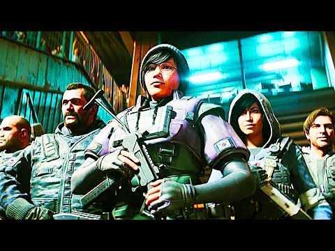 "RAINBOW SIX SIEGE ""The Program Trailer Six Invitational""  (2020) PS4 / Xbox One"