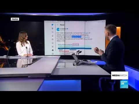 'France Libre 24' - online media masquerades as France 24