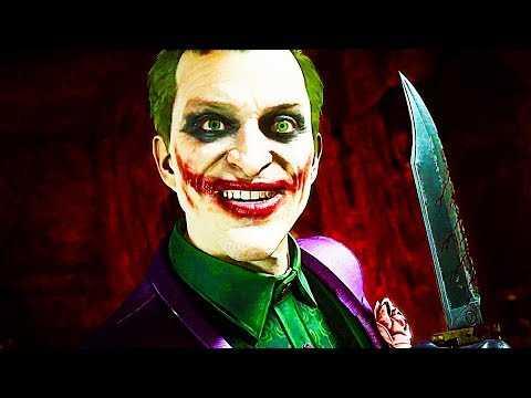"MORTAL KOMBAT 11 KOMBAT PACK ""The Joker"" Trailer (2020) PS4 / Xbox One / Switch / PC"