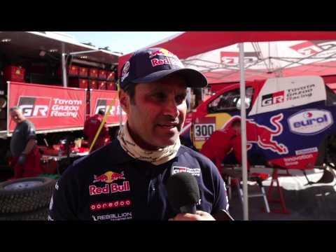 2020 Dakar Rally Stage 8 - Nasser Al-Attiyah