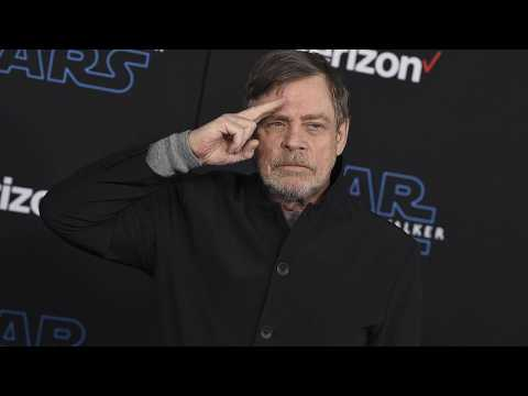 Star Wars actor Mark Hamill quits Facebook over political adverts | #TheCube