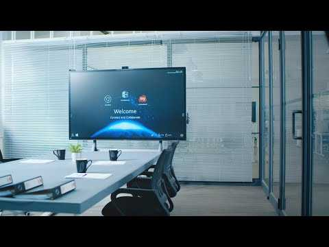 Smart Office. Visual Collaboration. Simplified. ViewSonic Flagship Corporate ViewBoard IFP70 Series