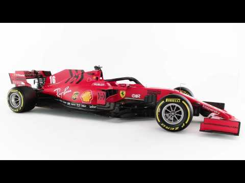 F1 Ferrari SF1000 launched in Reggio Emilia - Unveiling