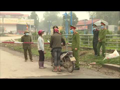 Vietnam quarantines commune of 10,000 over coronavirus