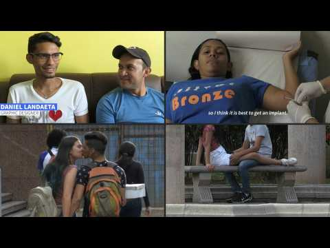 Love in a time of crisis: Young Venezuelans scrimp for sex