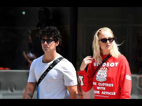 Sophie Turner and Joe Jonas 'excited' for baby