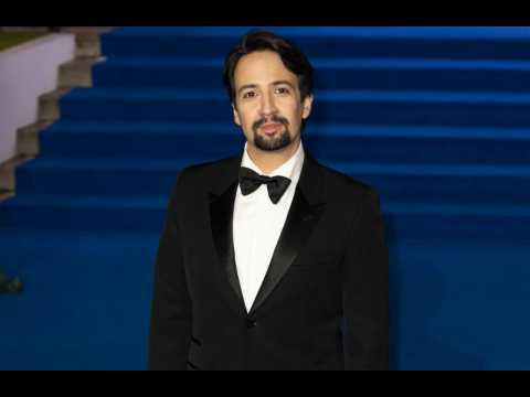 Lin-Manuel Miranda gives Hamilton movie update with original cast tease