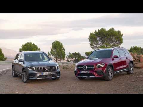 Mercedes GLB 220d – Compact SUV with plenty of Space