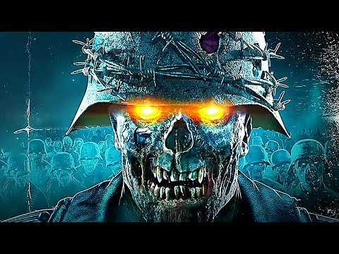 ZOMBIE ARMY 4: DEAD WAR NEW Trailer (2020) PS4 / Xbox One / PC
