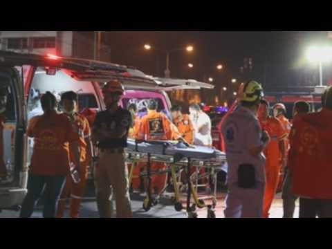 Police kill shooter who left 20 dead, 42 injured in Thai shopping mall