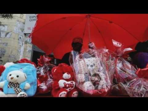 Nairobi celebrates Valentine's Day