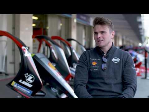 Formula E - 2020 Mexico City E-Prix - Oliver Rowland Pre-race Interview