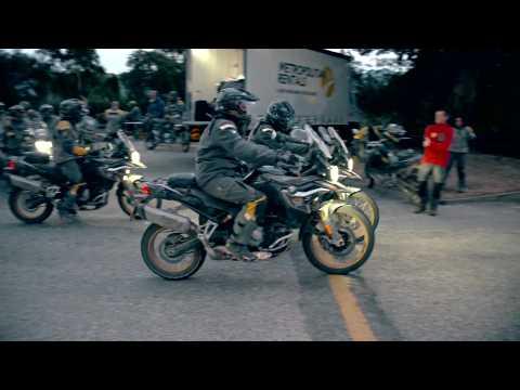 BMW Motorrad International GS Trophy 2020 Oceania Day 8