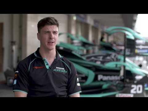 Formula E - 2020 Mexico City E-Prix - James Calado Pre-race Interview