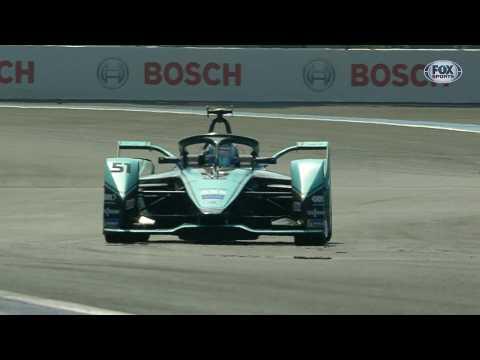 Mexico City E-PRIX Panasonic Jaguar Racing Race Highlights