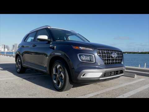2020 Hyundai Venue Preview in Miami