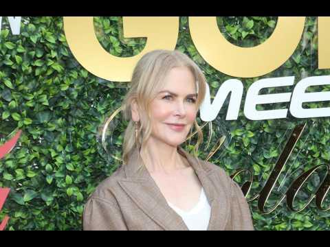Nicole Kidman contemplated retirement when she got pregnant