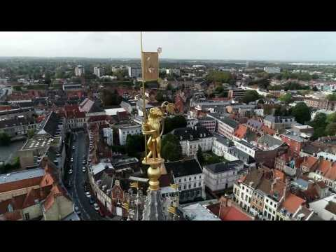 Discovering the belfries of northern France