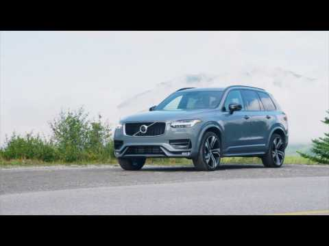 2020 Volvo XC90 Polestar Design Preview
