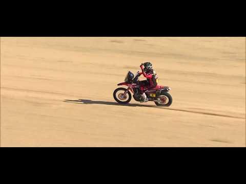 Monster Energy Honda Team - 2020 Dakar Rally Saudi Arabia