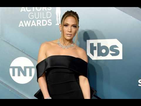 Jennifer Lopez wore $9 million in diamonds to SAG Awards