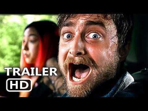 GUNS AKIMBO Trailer 2 (NEW 2020) Daniel Radcliffe, Video Game Movie HD