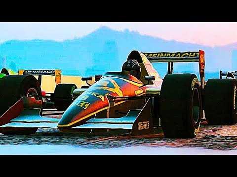 "GTA ONLINE ""Open Wheel Racing"" Trailer (2020) PS4 / Xbox One / PC"