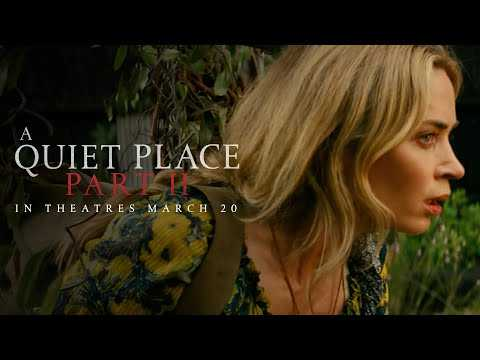 "A Quiet Place Part II (2020) - ""Run"" Clip - Paramount Pictures"