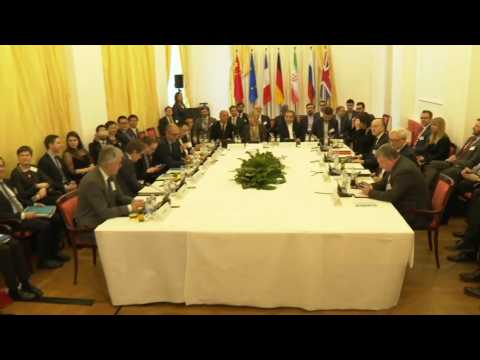 Remaining parties to Iran nuclear deal meet to try to save accord