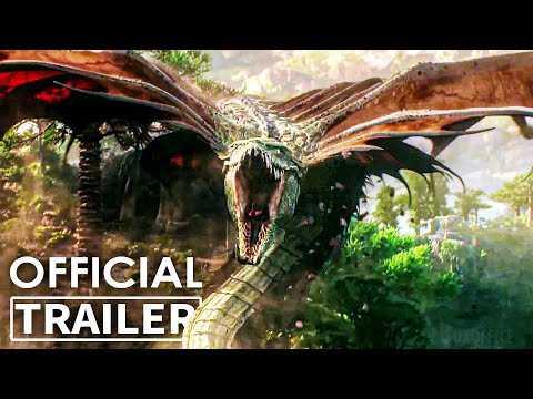 "GODZILLA VS KONG ""Dragon"" Trailer (NEW 2021)"