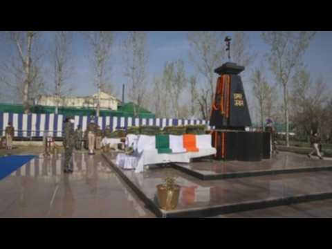 Two paramilitary soldiers killed in militant attack in Kashmir